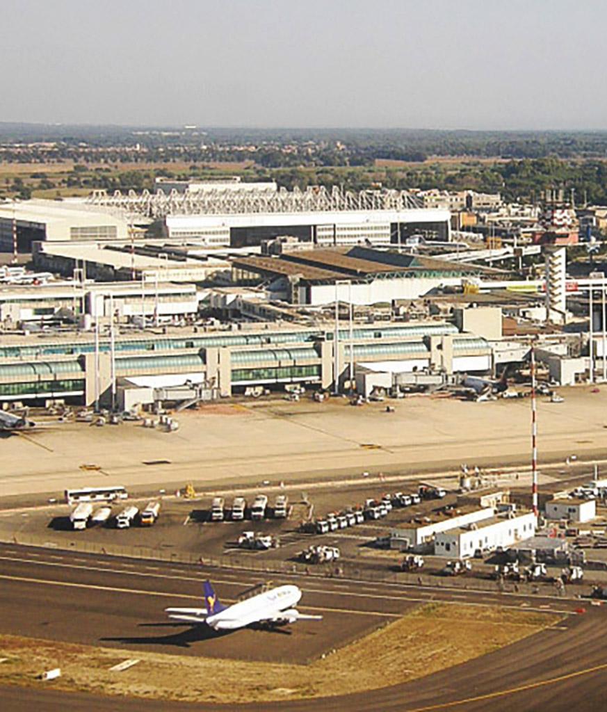 Aeroporto Fiumicino, Roma